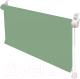 Рулонная штора Gardinia М.Ида 123 / 48-2020358 (61.5x150, зеленый) -