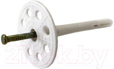 Дюбель для теплоизоляции Lihtar 10x160мм (200шт)