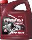 Трансмиссионное масло Favorit Syntgear 75W90 GL-5 / 56015 (4л) -