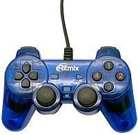 Геймпад Ritmix GP-006 (синий) -