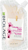 Маска для волос MATRIX Biolage Colorlast Deep Treatment Pack (100мл) -