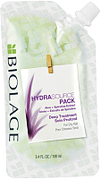 Маска для волос MATRIX Biolage Hydrasource Deep Treatment Pack (100мл) -