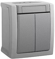 Выключатель Panasonic Pacific WPTC40092GR-BY -