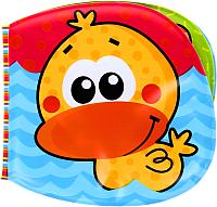 Игрушка для ванной Playgro Книжка. Уточка и друзья / 0182722 -