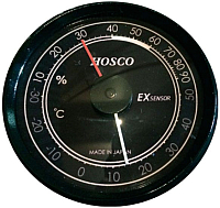 Термогигрометр для бани Hosco H-HT60 -