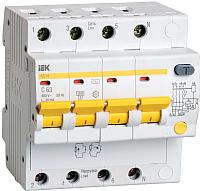 Дифференциальный автомат IEK MAD10-4-050-C-030 -