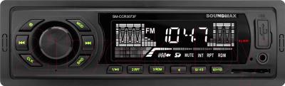 Бездисковая автомагнитола SoundMax SM-CCR3073F