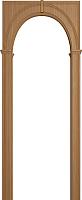Арка межкомнатная Юркас Палермо 700-1300x190x1800 (светлый дуб) -