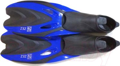Ласты No Brand F367M (р-р 40-42, синий)