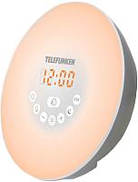 Радиочасы Telefunken TF-1589B (белый) -