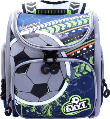 Школьный рюкзак Grizzly RA-970-1