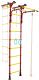 Детский спортивный комплекс Юный Атлет Пол-потолок-Т (красный) -