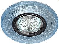 Точечный светильник ЭРА DK LD1 BL / Б0018774 (голубой) -