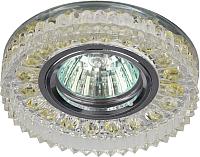 Точечный светильник ЭРА DK LD14 SL-WH / Б0028079 -