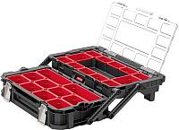Ящик для инструментов Keter Connect Canti Organizer EurPro / 238274 (черный) -