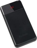 Портативное зарядное устройство Yoobao Power Bank PD 30W (черный) -