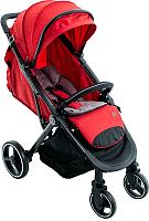 Детская прогулочная коляска Babyzz B100 (красный) -
