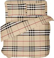 Комплект постельного белья Samsara Burberry 200-12 -