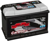 Автомобильный аккумулятор Sznajder Carbon EFB 75 R / 575 08 (75 А/ч) -
