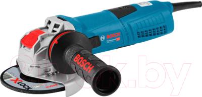 Профессиональная угловая шлифмашина Bosch GWX 13-125 S X-LOCK