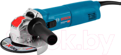 Профессиональная угловая шлифмашина Bosch GWX 14-125 S X-LOCK