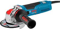 Профессиональная угловая шлифмашина Bosch GWX 19-125 S X-LOCK (0.601.7C8.002) -