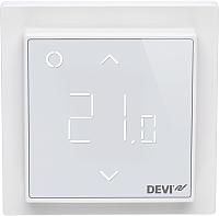 Терморегулятор для теплого пола Devi DEVIreg Smart с Wi-Fi (полярный) -