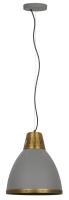 Потолочный светильник Camelion PL-426M С65 / 13033 (серый+бронза) -
