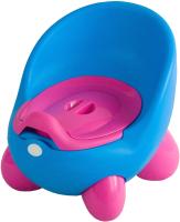 Детский горшок Pituso Луноход / 8105 (голубой) -
