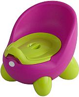 Детский горшок Pituso Луноход / 8105 (розовый) -