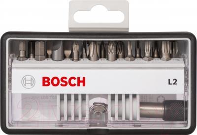 Набор бит Bosch 2.607.002.568 - вид спереди