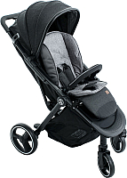 Детская прогулочная коляска Babyzz B100 (темно-серый) -