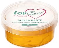 Паста для шугаринга LovEpil Hard сахарная (220г) -