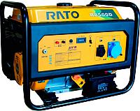 Бензиновый генератор Rato R8500D -