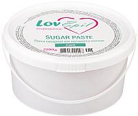 Паста для шугаринга LovEpil Hard сахарная (2.2кг) -