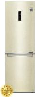Холодильник с морозильником LG DoorCоoling+ GA-B459SEQZ -