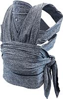 Сумка-кенгуру Chicco Boppy Comfyfit (grey) -