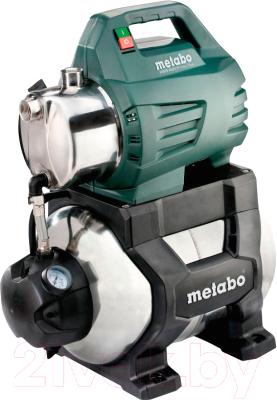 Насосная станция Metabo HWW 4500/25 Inox Plus насосная станция metabo hww3500 25inox 900вт 600969000