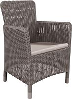 Кресло садовое Keter Trenton DC / 226454 (капучино) -