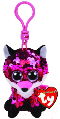 Мягкая игрушка TY Flippables Лисенок Jewel / 35303