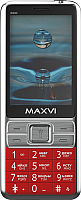 Мобильный телефон Maxvi X900 (красный) -