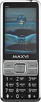 Мобильный телефон Maxvi X900 (черный) -