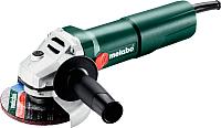 Профессиональная угловая шлифмашина Metabo W 1100-125 (603614010) -