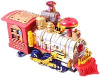 Локомотив игрушечный Play Smart Музыкальный поезд / 626 -