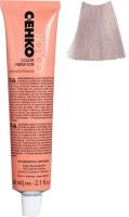 Крем-краска для волос C:EHKO Color Vibration интенсивное тонирование 10/80 (60мл) -