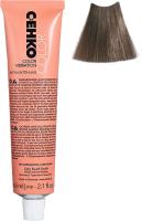 Крем-краска для волос C:EHKO Color Vibration интенсивное тонирование 7/2 (60мл) -