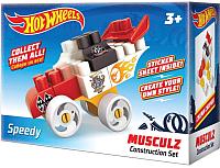 Конструктор Bauer Hot wheels musculz Speedy / 709 -