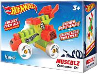 Конструктор Bauer Hot wheels musculz Hawk / 711 -