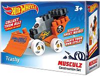 Конструктор Bauer Hot wheels musculz Trashy / 714 -