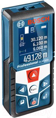 Лазерный дальномер Bosch GLM 500 Professional (0.601.072.H00)